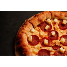 Hawaiian Pizza Small (6in)